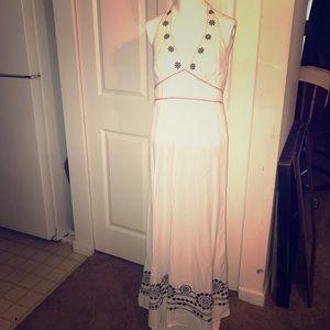 BNWT!! Tommy Bahama long smock dress
